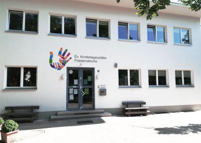 Kindertagesstätte Friedenskirche