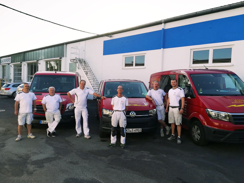 Das Maler Team
